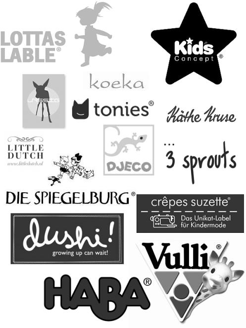 Herr und Frau Mini Kindermode Siegen u.a.  Haba , Tonie , Tonies  Vulli Lottas Label, Koeka, Djeco, Die Spiegelburg, Lässig, Crepes Suzette